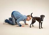 креативная реклама собачьего приюта в Нидерландах