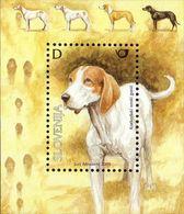 Собаки на почтовых марках