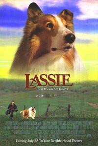 обзор фильма Лесси