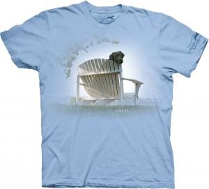 забавные изображения собак на футболках