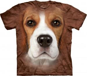 футболки с реалистичным изображением собак