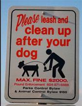 Правила для собаководов