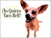 собака в рекламе Тасо Bell