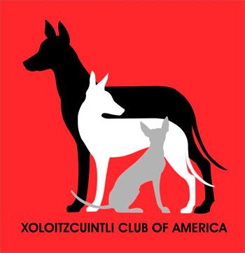 Эмблема американского клуба владельцев ксоло